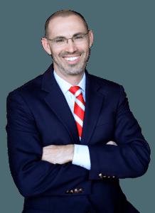 Kyle Jones portrait on legal practices