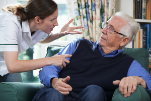 Elder Abuse in Nursing Home Facilities