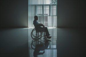 elder abuse prevention - lonely elderly person - kyle jones law - bakersfield california